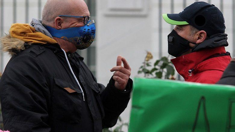 Shkup, nesër protestë e re kundër ndotjes së ajrit para Qeverisë