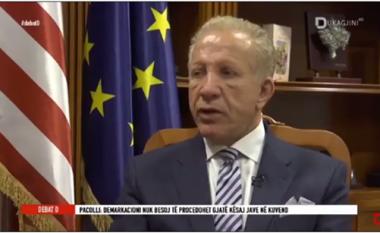 Pacolli: Nëse demarkacioni votohet në shkurt, në qershor mund të udhëtojmë pa viza (Video)