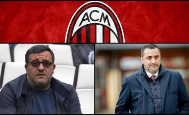 Raiola i kundërpërgjigjet 'Rossonerëve': Mirabeli po krijon polemika me mua, nuk po merret me problemin e vërtetë të Milanit