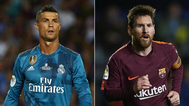 Analizë: El Clasico – krahasimi kokë më kokë mes lojtarëve me nota