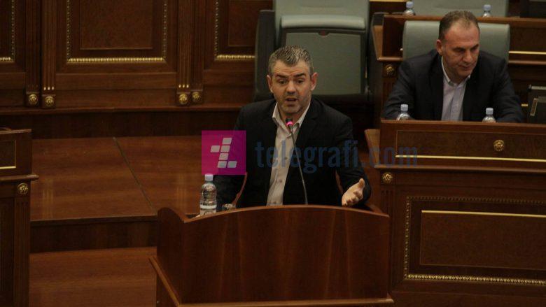 Shala: Projektligji për Demarkacionin u tërhoq nga Kuvendi pasi gati u vramë