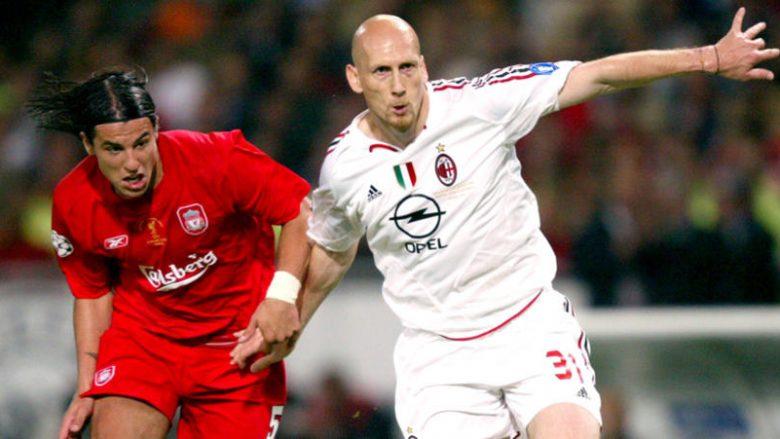 Jaap Stam: Më shumë mendoj për humbjen nga Liverpooli më 2005, se sa për triumfin me Unitedin në vitin 1999