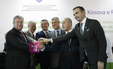 """Nënshkruhet marrëveshja për Termocentralin """"Kosova e Re"""" (Foto)"""