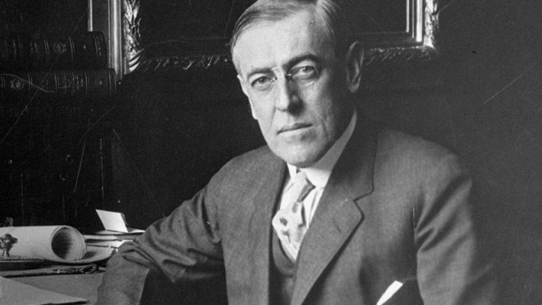 Aktivitetet proshiptare që ndikuan në politikën e Woodrow Wilsonit
