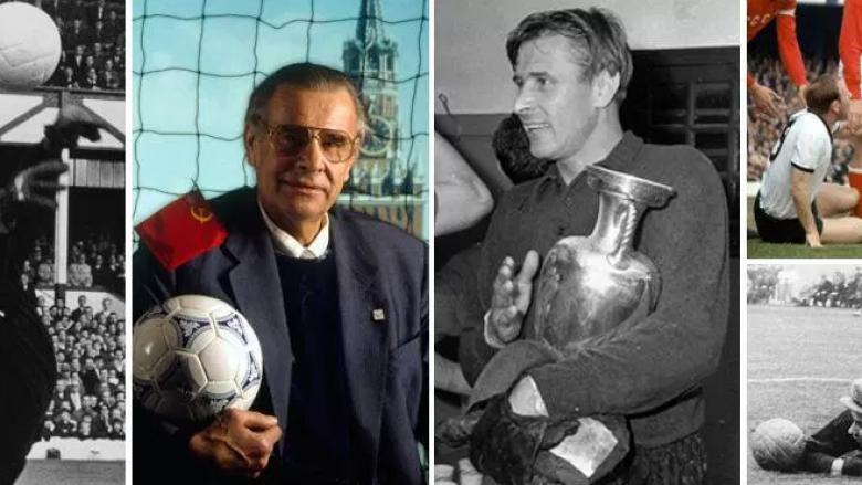 Historia mahnitëse e ish-portierit Lev Yashin, fitues i Topit të Artë dhe pritës i 151 penaltive
