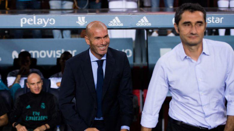Analizë: Arma më e fortë e Valverdes kundër Zidanes nuk është arma, po karma!
