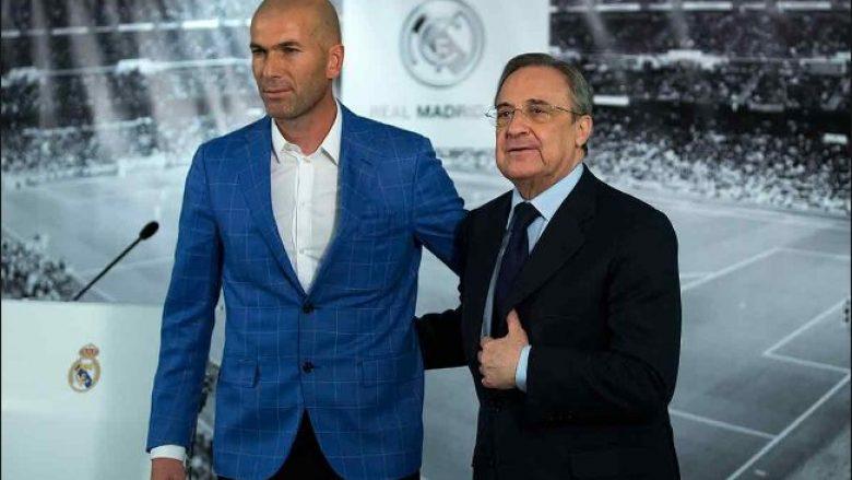 Zidane i ka thënë Perezit: Ta blejmë Salahun
