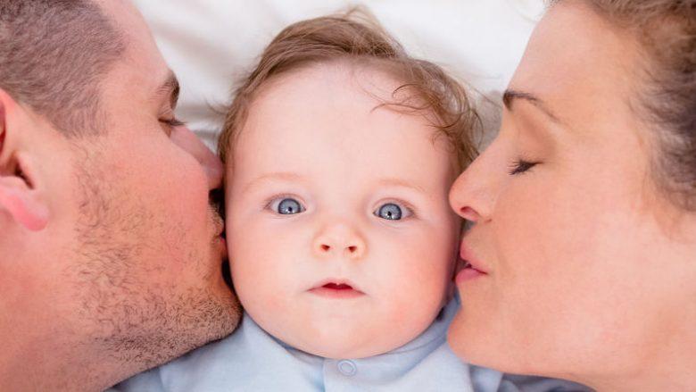 Çka trashëgojnë bebet nga nëna dhe çka nga babai? - Telegrafi