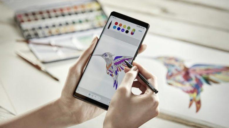Samsung identifikon problemet e baterisë në pajisjet Note 8
