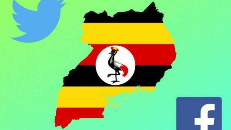 Uganda me 'Facebook' dhe 'Twitter' të vetin