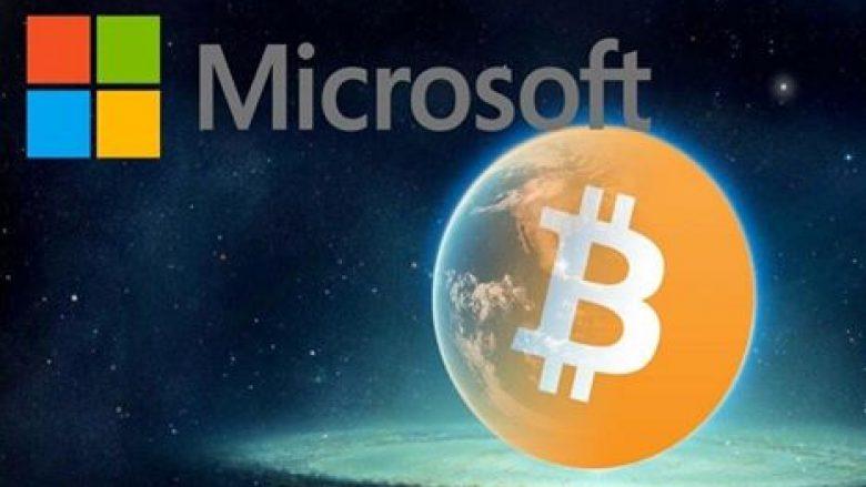 Microsoft ndalon pranimin e pagesave me Bitcoin