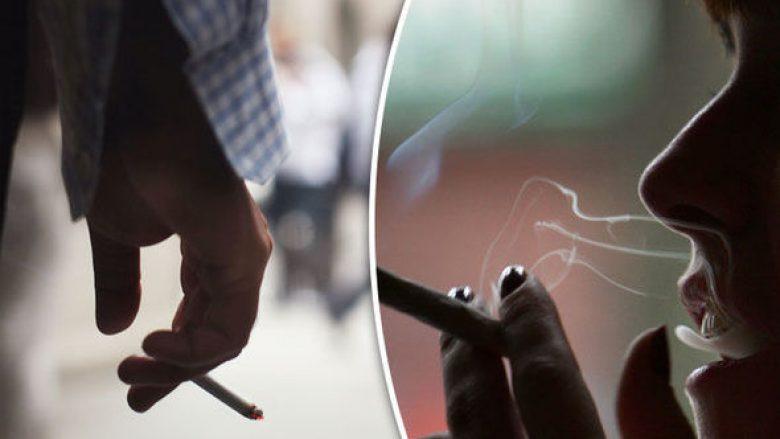 Rreth 70% e personave që e provojnë një cigare bëhen të varur nga ajo