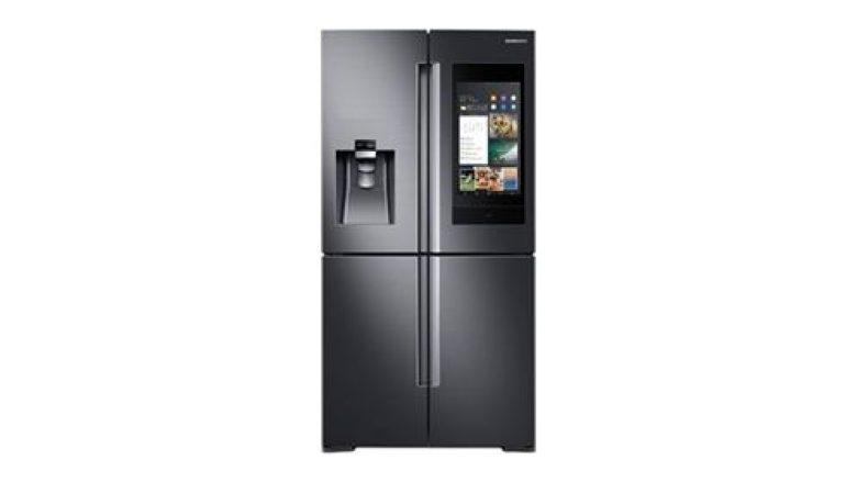 'Samsung ju bën të flisni me frigoriferin' (Video)