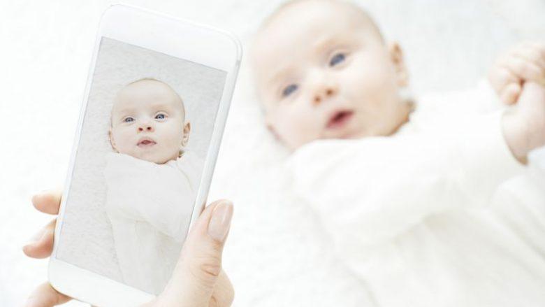 """""""Nuk jemi të interesuar t'i shohim fotografitë e bebes tuaj"""" – thonë shumica e të anketuarve"""