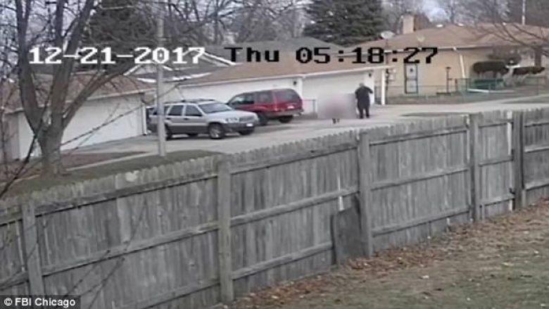 Kidnapohet vajza e vogël në mes të ditës, FBI publikon pamjet rrëqethëse (Video)