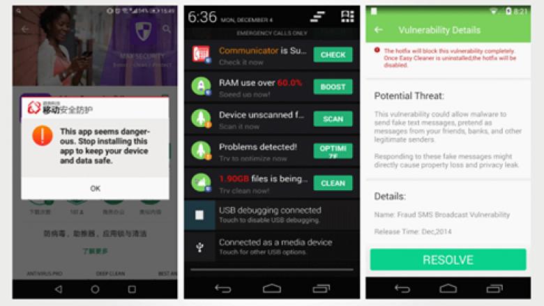 Google largon 36 aplikacione të rreme në 'Android'
