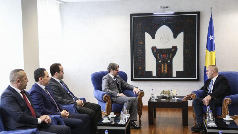 Haradinaj: Do t'i përkrahim banorët e Luginës së Preshevës