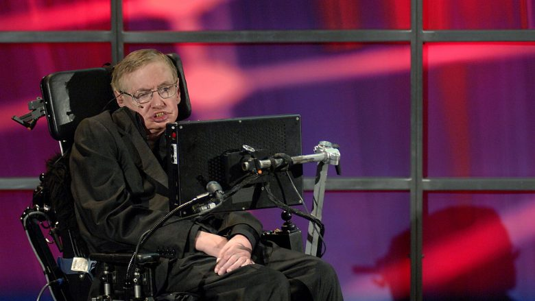 Si t'i mposhtni depresionin dhe të gjitha problemet jetësore: Stephen Hawking ka një këshillë!