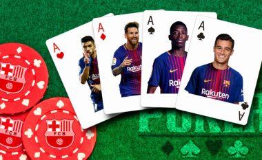 Për ta blerë 'pokerin' e Barcelonës duhen 1.7 miliard euro