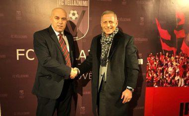 Agim Cana fillon furishëm punën te Vëllaznimi, pritet t'ua paguajë borxhet futbollistëve dhe të emëroj trajnerin e ri