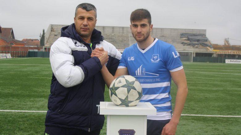 Zyrtare: Llapi transferon Xhuljan Turhanin