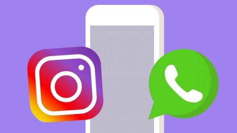 'Instagram Stories' integrohet në WhatsApp