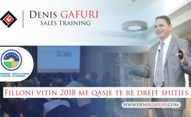 Organizohet trajnimi për rritjen e shitjes profesionale