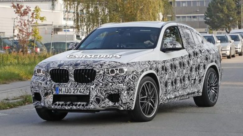 BMW këtë vit prezanton modelin e ri X4 (Foto)
