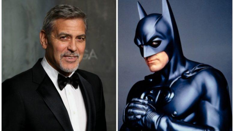 3. George Clooney - Batman dhe Robin
