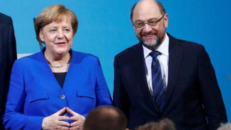 Arrihet marrëveshja për negociata, së shpejti Merkel krijon qeverinë