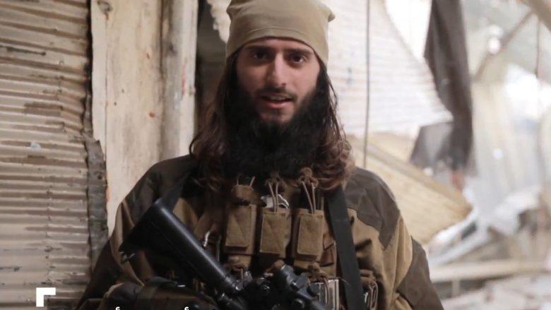 Djali i shqiptarit nga Amerika, zbulohet si komandant i ISIS-it