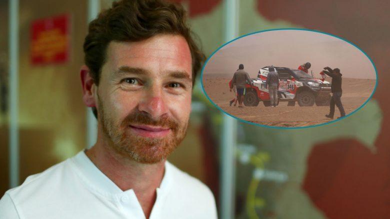 Andre Villas-Boas dërgohet në spital pas lëndimit në Dakar Rally
