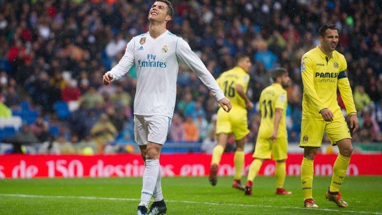 Real 0-1 Villarreal, notat e lojtarëve