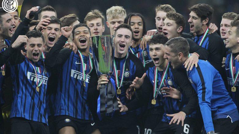 Shqiptari Armand Rada fiton Superkupën e Italisë me të rinjtë e Interit