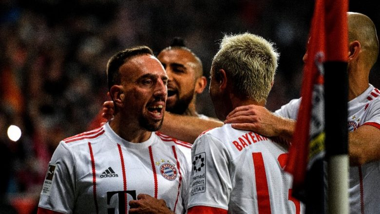Bayern Munich e nis me fitore stinorin pranveror, mposht Bayer Leverkusenin (Video)