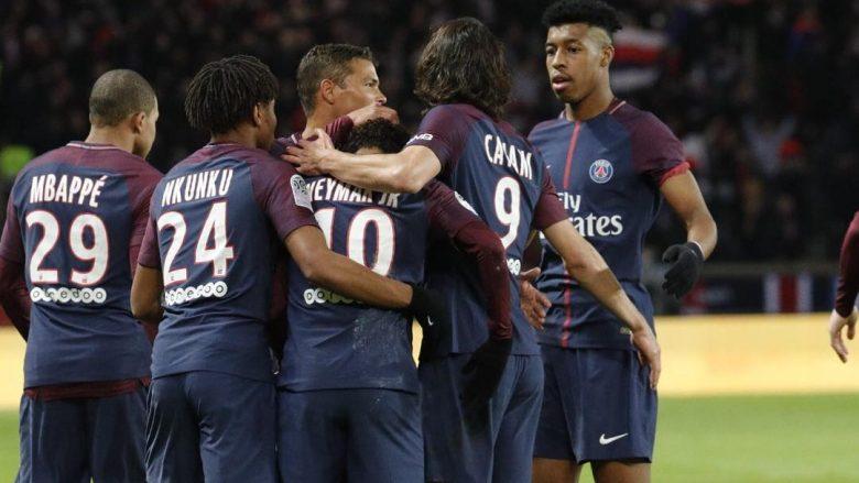 PSG fiton me rezultat 8-0 ndaj Dijonit (Video)