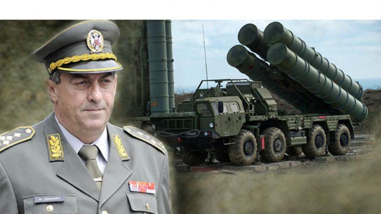 Gjenerali serb kërkon raketa që arrijnë çdo cep të Kosovës
