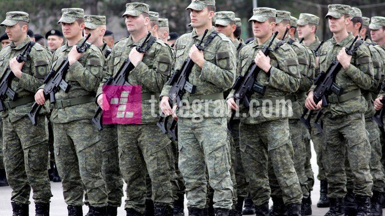 Projektligji për Ushtrinë e Kosovës brenda tre muajsh shkon në Qeveri