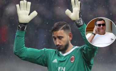 Raiola dëshiron ta largojë Donnarumman nga Milani, ndërsa Reali, PSG dhe Juve kërkojnë shërbimet e tij
