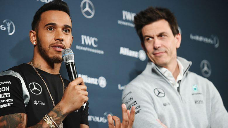 Mercedesi mbështet Hamiltonin, duan ta ruajnë dominimin dhe anglezi ta arrij rekordin e Schumacherit