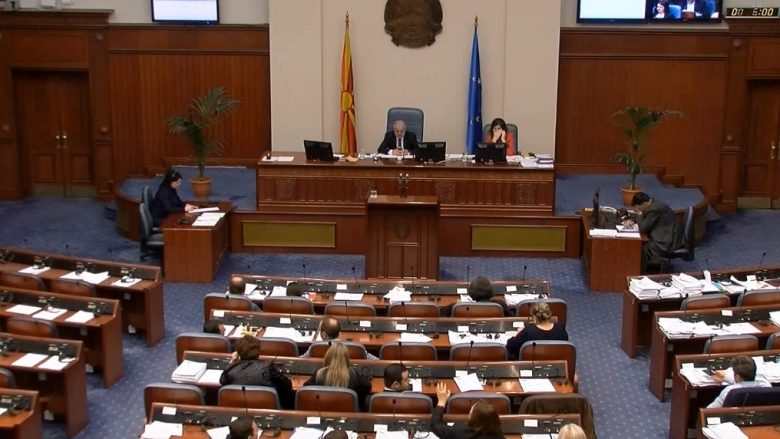 Votohet Ligji për gjuhët në Maqedoni