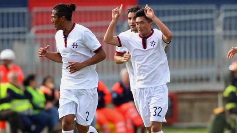 Juventusi afër transferimit të Kwang-Song Han, talenti nga Koreja e Veriut që u fut në histori të Serie A