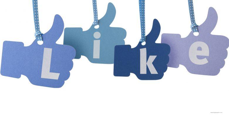 """Fuqia e rrezikshme e """"Like""""-ve në mediat sociale"""