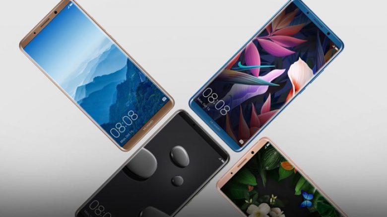 Huawei Mate 10 Pro lansohet në SHBA për 800 dollarë