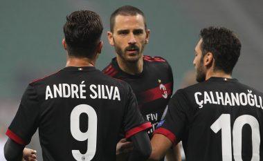Milani i vendosur, lojtarët që u transferuan gjatë verës nuk do largohen në janar