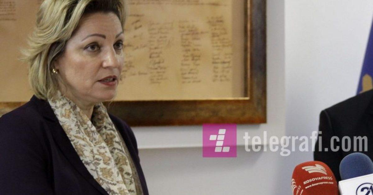 Apostolova: Nuk ka kohë për të humbur, Haradinaj ta tërheq taksën