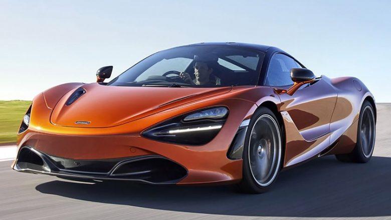 Për dallim nga Lamborghini dhe Ferrari, McLaren nuk do të ndërtojë makina SUV (Foto)
