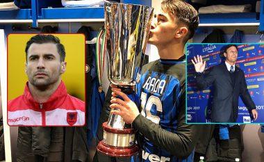 Talenti shqiptar i Interit: Nga ikonat e klubit e admiroj Zanettin, te Kombëtarja zgjedh Canën