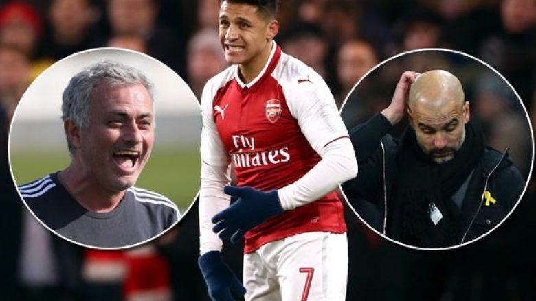 Unitedi mundohet ta josh Sanchezin me pagë shumë më të lartë së City, ofrojnë edhe pesë milionë bonus për agjentin e tij