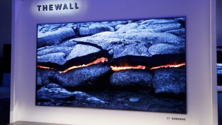 Kështu është The Wall, televizori i parë modular me microLed 146 inç